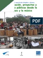1. Colectivo Prodesarrollo - Planificacion Proyectos y Politicas Publicas Desde La Danza y La Musica