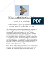 hawks club challenges 2018