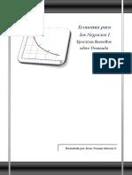 Economía Para Los Negocios I - ADMINISTRACIÓN