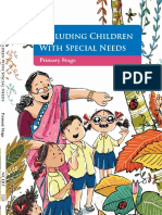NCERT Including Children With Special Needs - Primary Stage_Special Needs