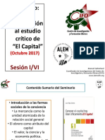 Sesión 1 Introducción Al Capital CIFO CIM CESAV PDF Final