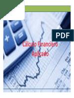 Calulo Financiero Aplicado