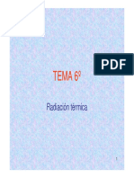 Radiaci+¦n t+®rmica