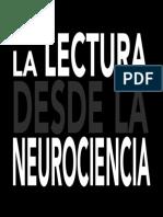 Neurociencia y Lectura