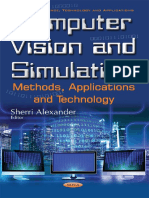 computer vision and simulation