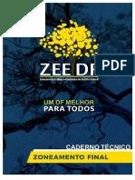 ZEEDF CT04 Zoneamento Final Zoneamento Final