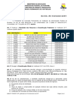 Edital N 018-17- Classificao Oficial e Resultado dos Recursos  Classificao Preliminar - Vestibular 2017 (1).pdf