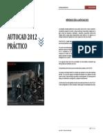 Libro Autocad 2012 Cc.una 2012