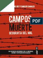 Campos de Muerte. Geografia Del Mal Carlos Canales