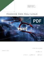 Hacking Kali