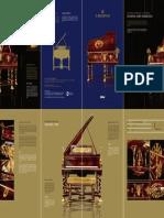C-Bechstein Sphinx Katalog Englisch