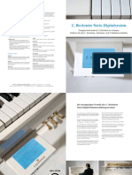 C-Bechstein VarioSystem Deutsch