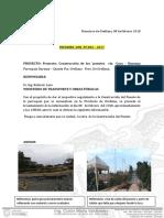 Informe Del Puente 02 Febrero