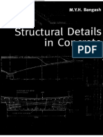 (Architecture) - Structural Details in Concrete