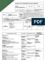 Planificación de Ppe Por Módulo. Módulo 1 Docx