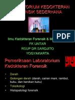 laboratorium forensik