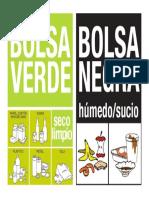 Separación de residuos en La Plata