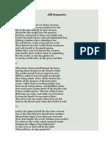 W. Shakespeare's Sonnets.docx