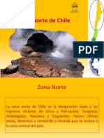 Paisajes de La Zona Norte