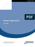 EnCase Legal Journal 2008