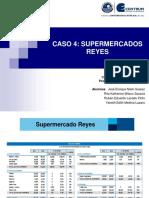 Caso 4 - Supermercado Reyes