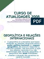 Aula Sobre Geopoltica e Conflitos Internacionais 12247774814