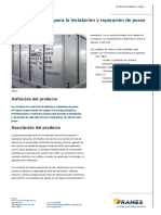 Product Leaflet Spanish IWOCS