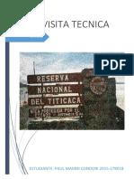 Reserva Del Titicaca