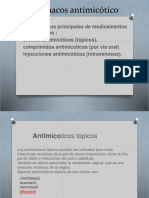 Fármacos antimicótico
