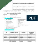 Informe Modelo Gestion Proyecto