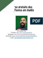 150 Textos Em Ingles