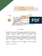 Módulos I e II - Licitações - ILB