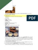 Postres y Tartas Ferrero Rocher