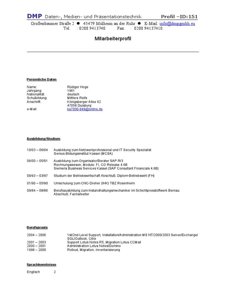 Fein Board Mitglied Profilvorlage Bilder - Entry Level Resume ...