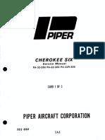PA-32 Cherokee AMM