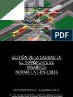 Presentación Norma 13816