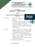 2.3.1 EP 2 SK PENANGGUNG JAWAB PELAYANAN DAN PROGRAM ( yang benar.doc