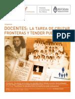 Docentes. La tarea de cruzar fronteras y tender puentes.pdf