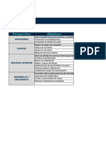 Formato Balance Scorecard Trabajo