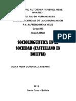 Sociolingüística en La Sociedad
