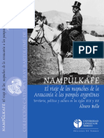 Bello - Nampülkafe. El viaje de los mapuches de la Araucanía a las pampas argentinas.pdf
