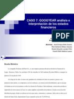Goodyear Caso 7