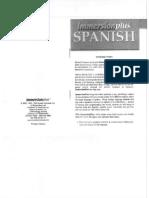 Immersion Plus Spanish (Transcripts)