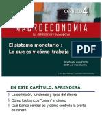 MACROECONOMIA CAP4