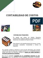 Presentacion Nª 1 Introduccion Contabilidad de Costos