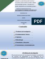 Acomulacion de Envases de Plaguicidas y Su Influencia de Contaminaciòn Ambiental en Huacho 2018