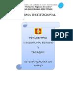 2.3 Lema Institucional