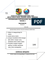 UPT Matematik Tahun 2 kertas 2.doc