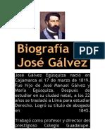 José Gálvez