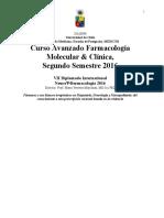 CA Farmacologia Molecular y Clinica